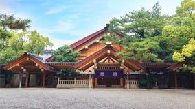 Atsuta-jingu (tombeau d'Atsuta) à Nagoya, Japon images stock