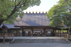 Atsuta Shrine Nagoya Japan Royalty Free Stock Photography