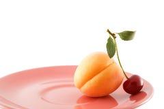 att äta som är sunt, ransonerar vegetarian royaltyfri fotografi