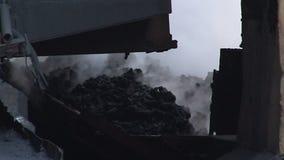 Att göra till kok kol skjuta i höjden lager videofilmer