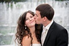 Att gifta sig kopplar ihop Royaltyfri Foto