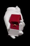 att gifta sig mig skallr dig Arkivfoton