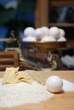 att laga mat förbereder sig Arkivbilder