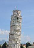 Att luta står hög av Pisa Royaltyfri Fotografi