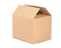 Att paketera för papp boxas Royaltyfri Bild