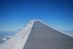 Påskynda av flygplan Royaltyfri Foto