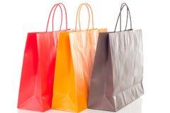Att shoppa turnerar för nytt mode Arkivfoto