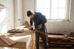 Att starta för man äger små och medelstora företag i hem- seminarium Arkivbilder