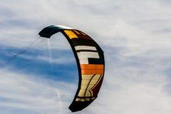 Att surfa för drake seglar Royaltyfria Foton