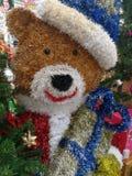 Attaccatura delle decorazioni di Natale Immagine Stock