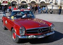 Attacchi la parata dell'automobile dell'Etna 2009/Catania del `di Dell Fotografie Stock