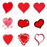 Attacco di cuore Fotografia Stock