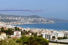 Attacco di giorno di Bastille in Nizza Fotografia Stock Libera da Diritti