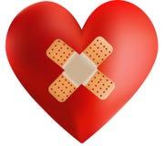 attack heart keeps man Στοκ φωτογραφίες με δικαίωμα ελεύθερης χρήσης