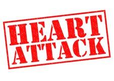 attack heart keeps man Στοκ Εικόνες