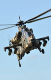 Attack helicopter Royalty Free Stock Images