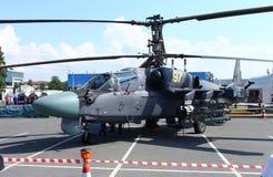 Attack helicopter Ka-52 Alligator Stock Images