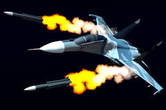Free Attack Of The Plane Stock Photography - 25744212
