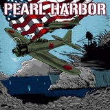 Attack on Pearl Harbor Royalty Free Stock Photography