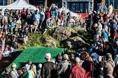 2013 attaque éclaire au baril - Paul LaCava Photographie stock
