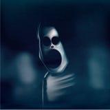 Attaque de Ghost illustration de vecteur