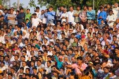ATTARI, LA INDIA Fotos de archivo libres de regalías