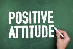 Atteggiamento positivo Immagine Stock Libera da Diritti