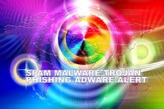 Atteinte à la vie privée Photos libres de droits