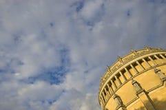 atteinte du ciel Images libres de droits