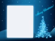 Attente de Noël Photo libre de droits