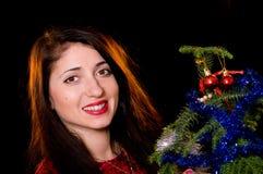 Attente de nouvelle année Photo libre de droits