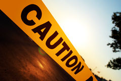Attention Photographie stock