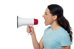 Attention all ! Listen to me ! Stock Image