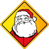 Attention Santa Claus ! Stock Photo