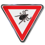 Attention ticks Stock Photo