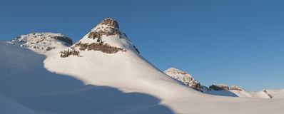 Atterkogel mountain Royalty Free Stock Images