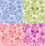 attern blom- Fotografering för Bildbyråer
