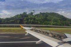atterraggio Fotografia Stock Libera da Diritti