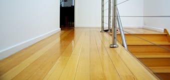 Atterraggio della tavola di pavimento Immagini Stock