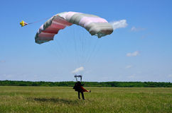 atterrissage Photo stock