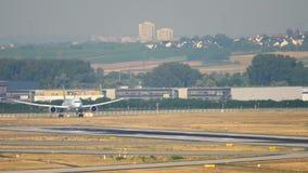 Atterrissage d'Air Canada Boeing 787 clips vidéos