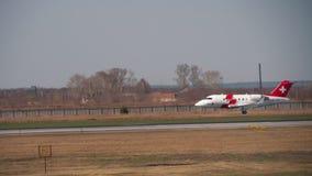 Atterrissage de Bombardier Challenger 650 clips vidéos