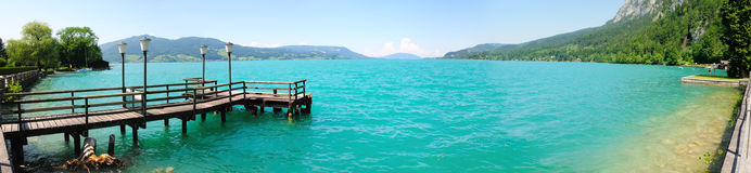 attersee (1) nie Fotografia Royalty Free