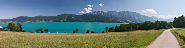 Attersee Image stock
