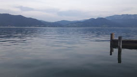 Attersee Obrazy Stock