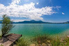 Attersee Stock Image