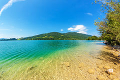 Attersee Royalty Free Stock Image