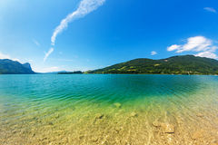 Attersee Royalty Free Stock Photos