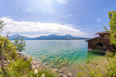 Attersee Royalty Free Stock Images
