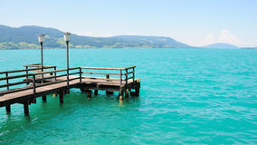 Attersee no.2 Stock Image